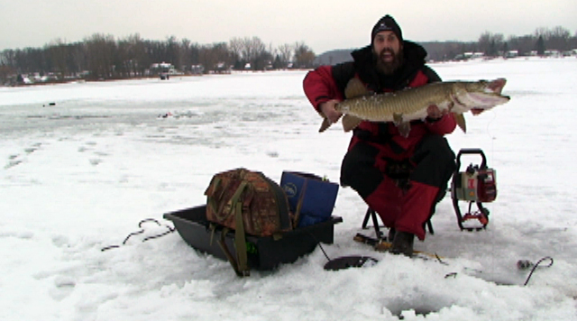 Great lakes ice fishing for Ice fishing near me