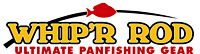 Whip'R Rod Ultimate Panfishing Gear logo