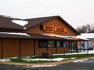 D&R Sports Center Store in Kalamazoo Michigan