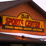 D&R Sports Center Two-day Free Ice Fishing Show