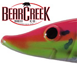 Bear Creek Spearing Decoys Hit the Ice