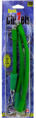 Boot Chizels replacement straps K&E Stopper Lures product GRP-CHR