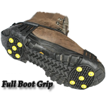 Safety First - Ice Grips for Your Boots