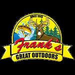Frank's Great Outdoors Linwood Michigan logo