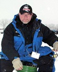 Professional ice fishing angler Chuck Mason recently sat down with aspiring pro Joe Devera to talk ice fishing trick, tactics and techniques of the pros.