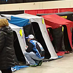 Ultimate Ice Fishing at Ultimate Fishing Show Detroit