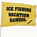 Mark Martin wraps up 25th season of ice fishing school VIDEO