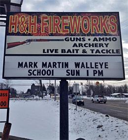 Houghton Lake welcomes Mark Martin's Ice Fishing School