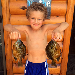 You can still find giant bluegills in the summer with these tips!