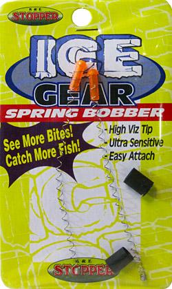 Coil Spring Bobber sbc-1-2pk