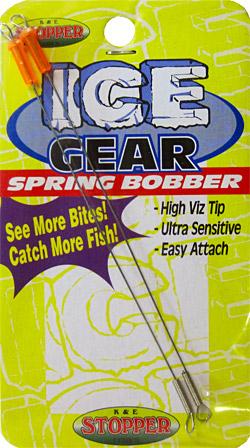 Spring wire spring bobber sb63-2pk