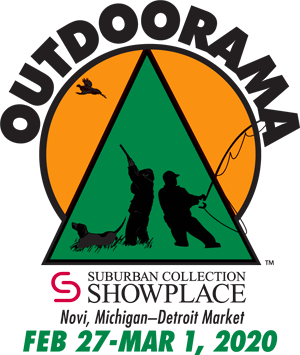 Outdoorama 2020 runs February 27 - March 1 at Suburban Collection Showplace in Novi, Michigan.